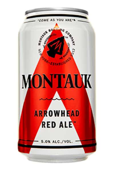 Montauk Arrowhead Red Ale