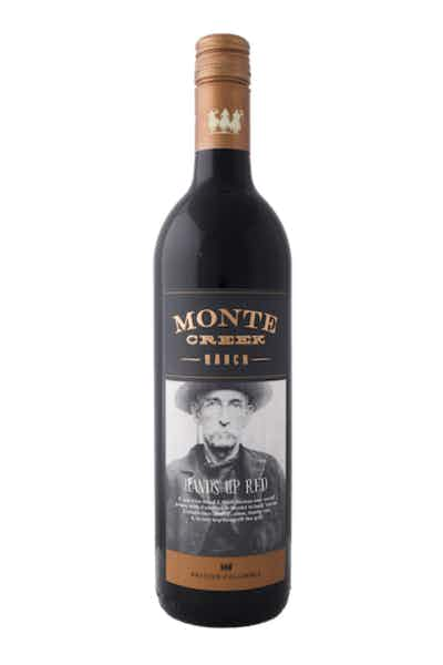Monte Creek Hands Up Red Blend
