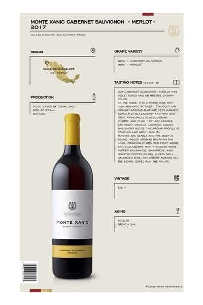 Monte Xanic Cabernet Sauvignon / Merlot
