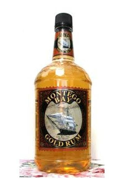 Montego Bay Gold Rum