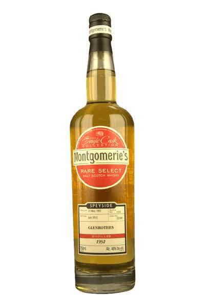 Montgomerie's Glenrothes Single Malt Scotch Whisky