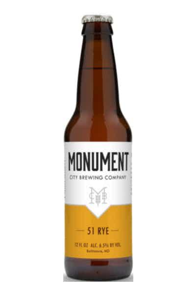 Monument City 51 Rye