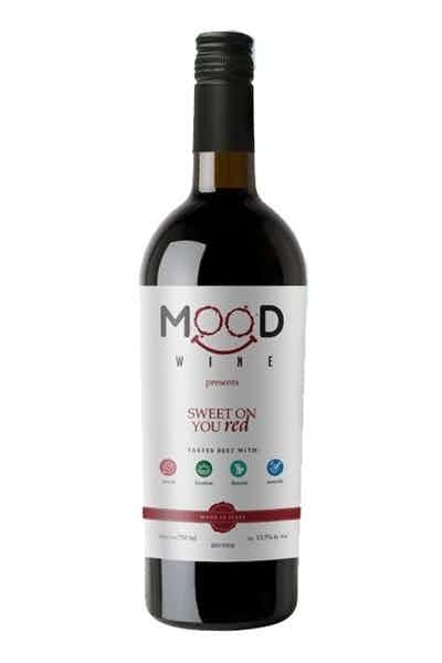 Mood Wine Sweet On You Red Blend