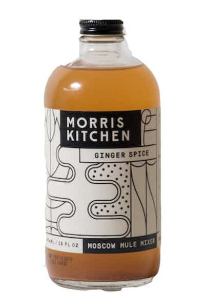 Morris Kitchen Ginger Spice Cocktail Mixer