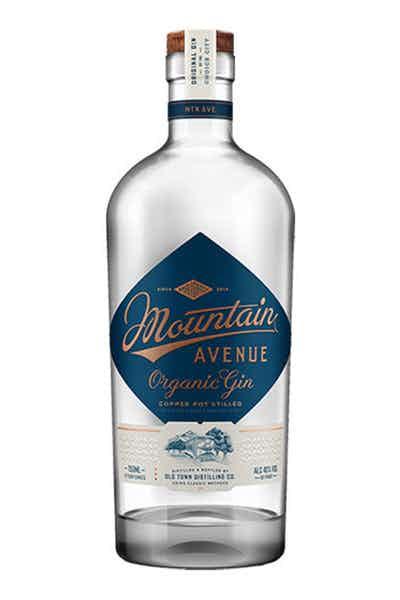 Mountain Avenue Organic Gin