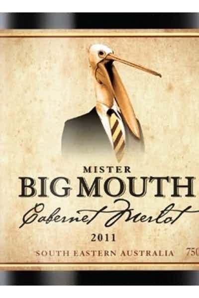 Mr. Big Mouth Cabernet Merlot