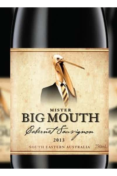 Mr. Big Mouth Cabernet Sauvingnon