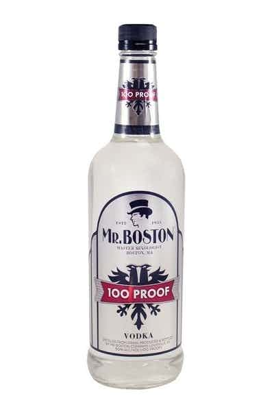 Mr. Boston 100 Proof Vodka