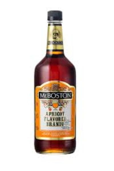 Mr Boston Apricot Brandy
