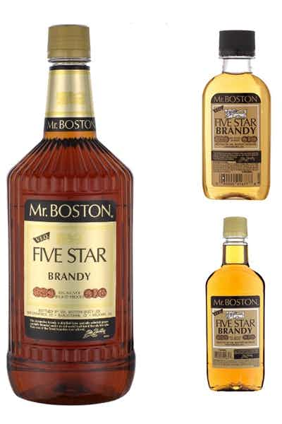 Mr. Boston Ginger Brandy