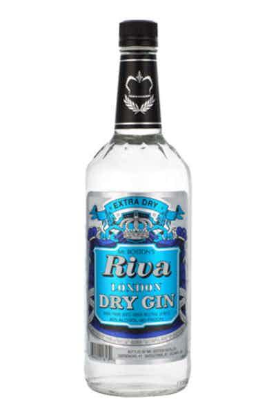 Mr Boston Riva London Dry Gin
