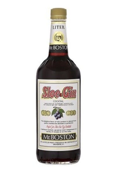 Mr. Boston Sloe & Gin