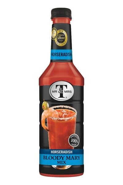 Mr & Mrs T Horseradish Bloody Mary Mix