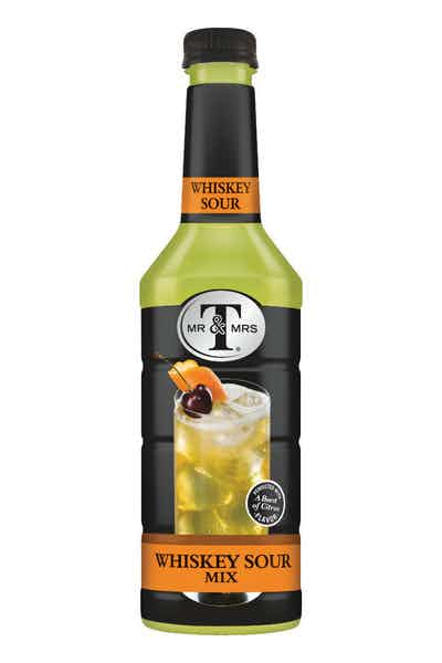 Mr & Mrs T Whiskey Sour Mix