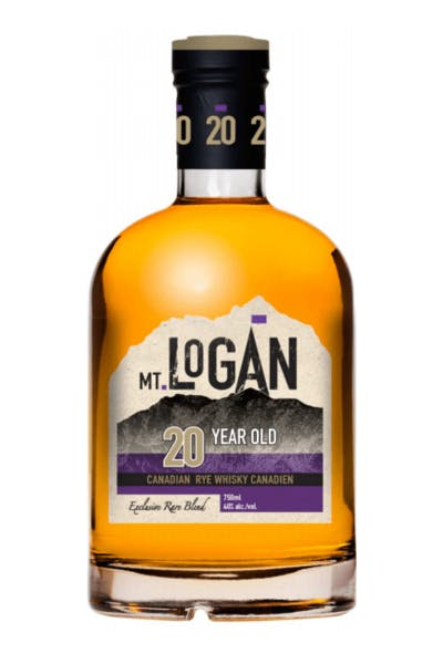 Mt. Logan 20 Year