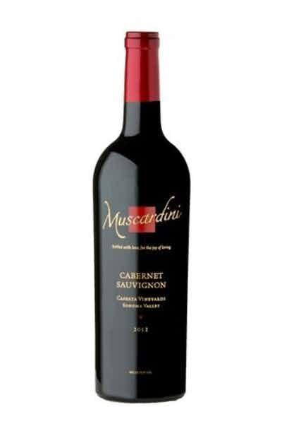 Muscardini Cassata Vineyards Cabernet Sauvignon