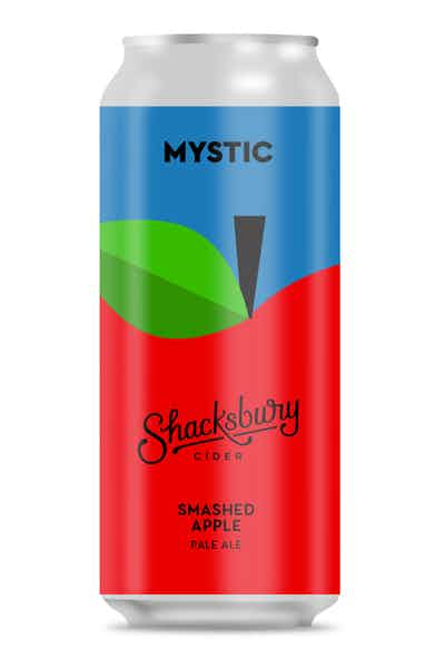 Mystic/Shacksbury Smashed Apple Pale Ale