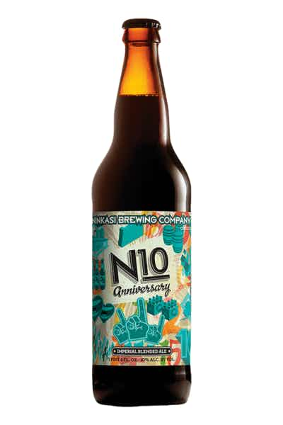 N10 Anniversary Imperial Blended Ale