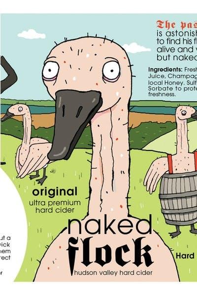 Naked Flock Original Hard Cider