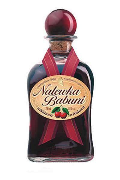 Nalewka Babuni Cherry Wine