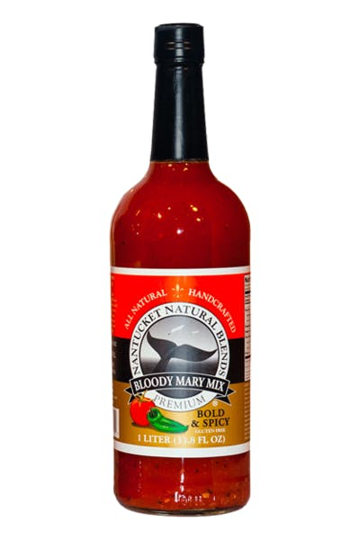 Nantucket Natural Blends Bold & Spicy Bloody Mary Mix