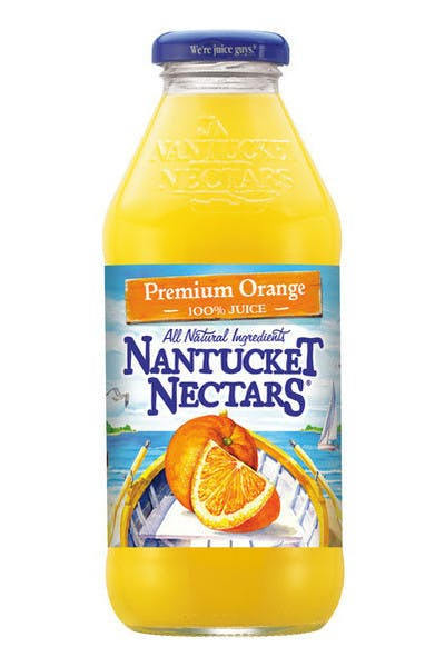 Nantucket Nectars Premium Orange Juice
