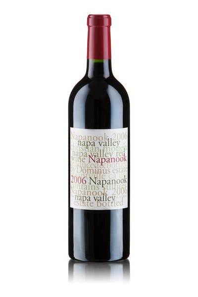 Napanook Red 2010