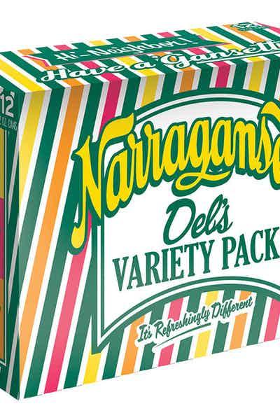Narragansett Del's Shandy Variety Pack