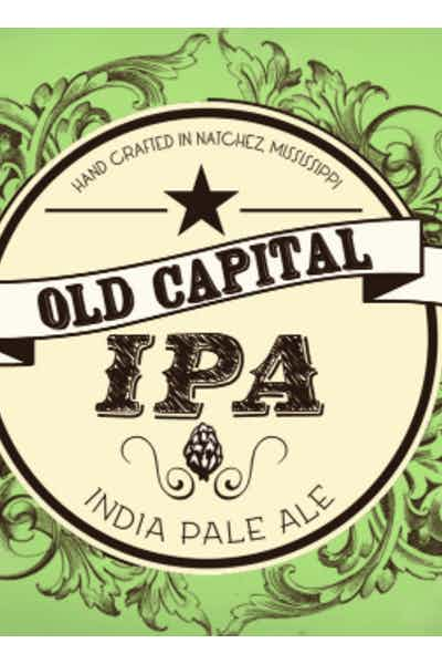 Natchez Brewing Old Capital IPA