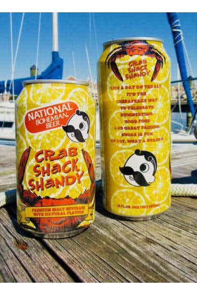 Natty Boh Crabshack Shandy