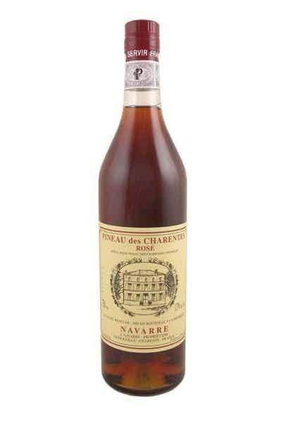Navarre Pineau Des Charentes Rosé