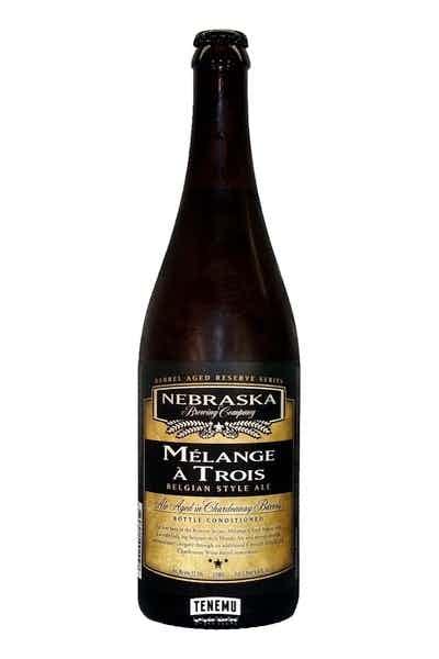 Nebraska Brewing Company Melange A Trois