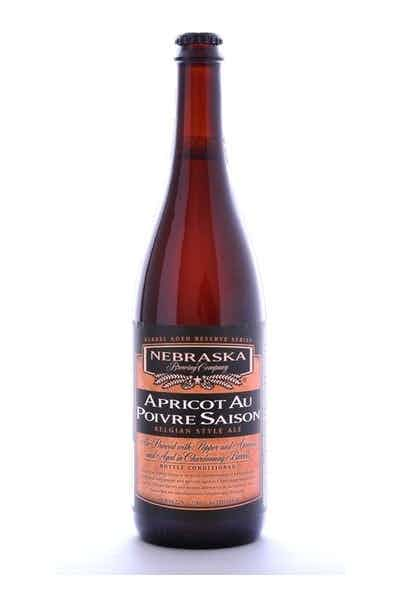Nebraska Brewing Reserve Series Apricot Au Poivre Saison