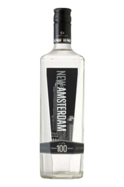 New Amsterdam 100 Proof Vodka