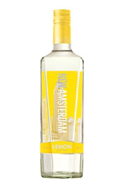 New Amsterdam Lemon Vodka