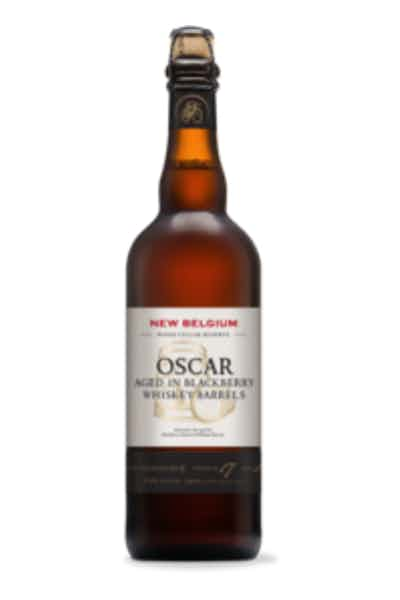New Belgium Oscar Aged in Blackberry Whiskey Barrels