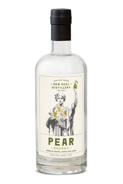 New Deal Pear Brandy