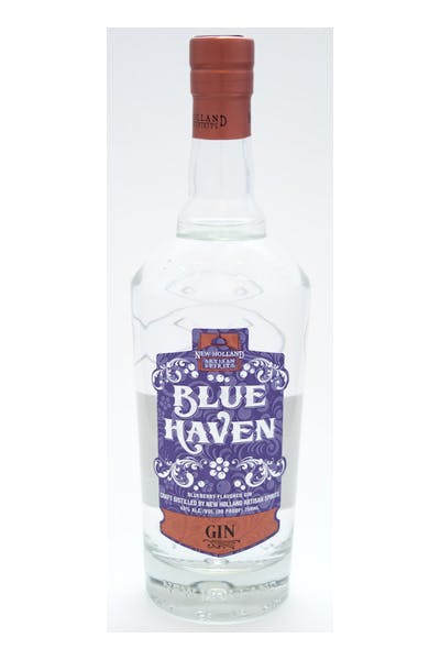 New Holland Blue Haven Gin