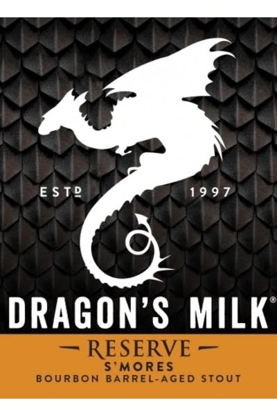 New Holland Dragon's Milk: S'mores