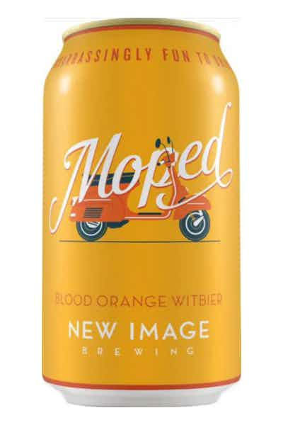 New Image Moped Blood Orange Witbier