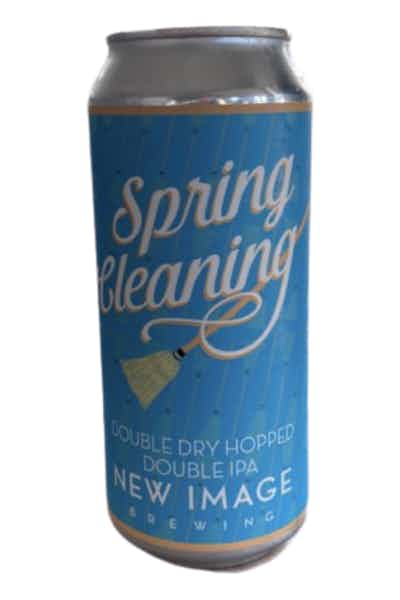 New Image Spring Cleaning Double IPA