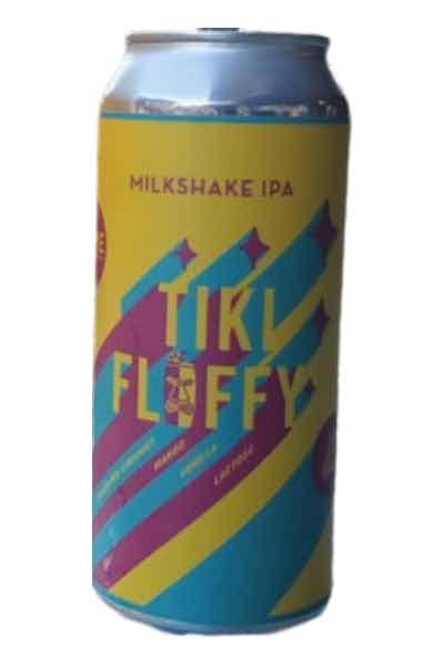 New Image Tiki Fluffy Milkshake IPA