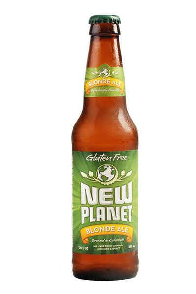New Planet Amber Ale