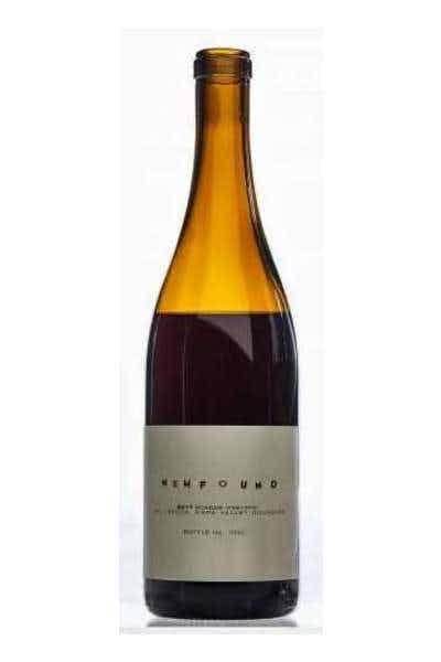 Newfound Wines Carignan