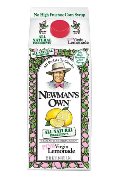 Newman's Own Pink Lemonade