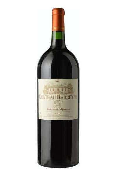Nicholas Barreyre Bordeaux Superior