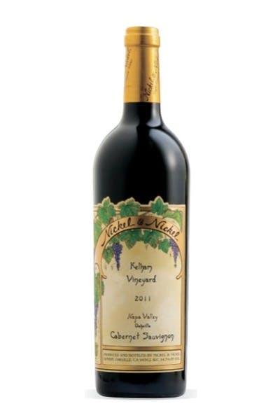 Nickel & Nickel Kelham Vineyard Cabernet Sauvignon