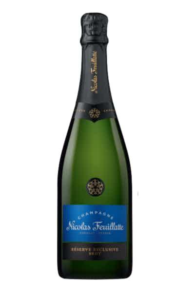 Champagne Nicolas Feuillatte Brut Reserve Exclusive
