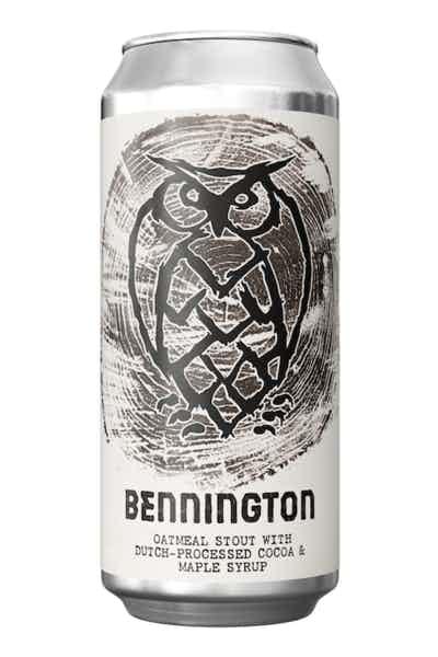 Night Shift Bennington Oatmeal Stout