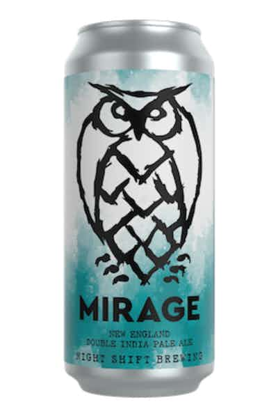 Night Shift Mirage Double IPA